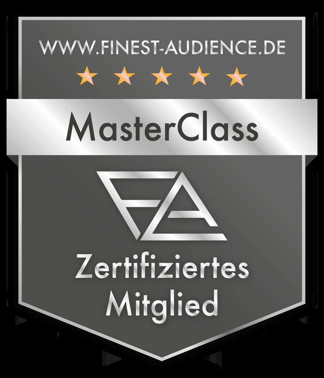 FA-Auszeichnung